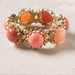 Anthropologie Bauble Bracelet